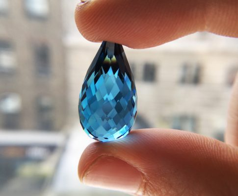 Out of the Blue: A Guide to Blue Gemstones