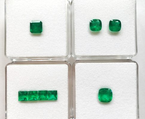 Emeralds – the magical fulfilment of dreams