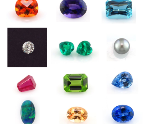 The 12 Birthstones and what they mean