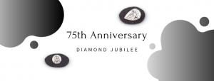75th wedding anniversary